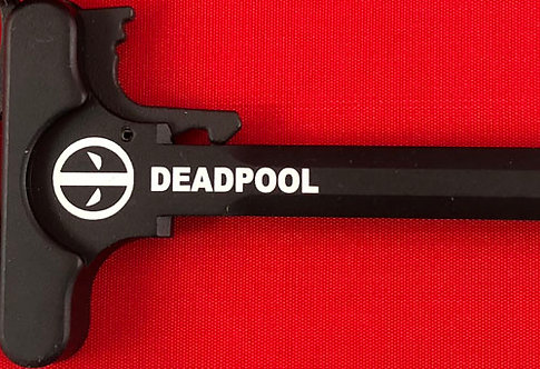 Charging Handle - Deadpool (5.56 or .308)