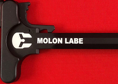 Charging Handle - Molon Labe (5.56 or .308)