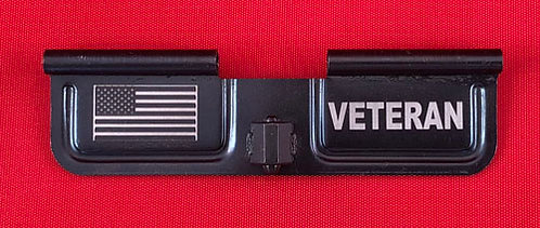 Laser Engraved Ejection Port - Veteran