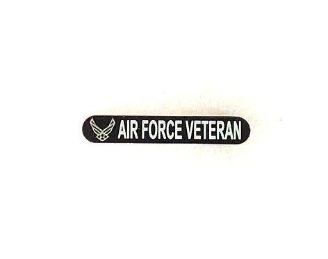 Engraved Magazine Catch - Air Force Veteran