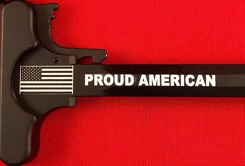 Charging Handle - Proud American (5.56 or .308)
