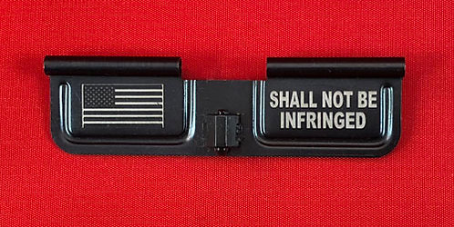 Laser Engraved Ejection Port - Shall Not Be Infringed