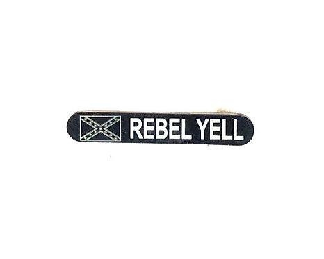 Engraved Magazine Catch - Rebel Yell