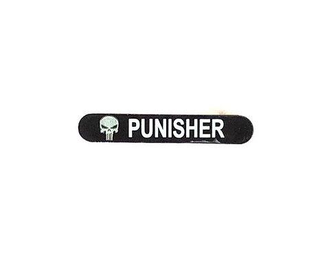 Engraved Magazine Catch - Punisher