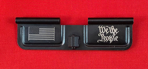 Laser Engraved Ejection Port - We The People