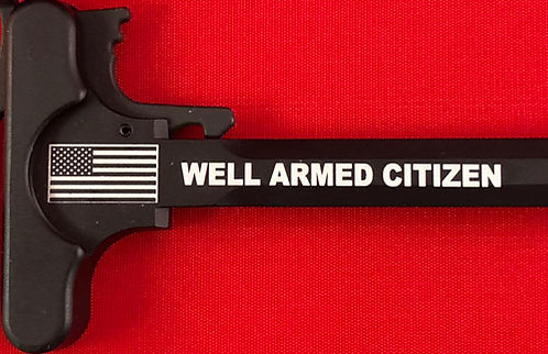 Charging Handle - Well Armed Citizen (5.56 or .308)