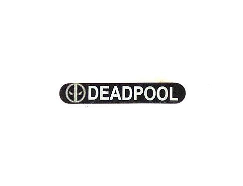 Engraved Magazine Catch - Deadpool