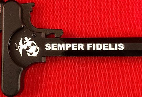 Charging Handle - Semper Fidelis (5.56 or .308)