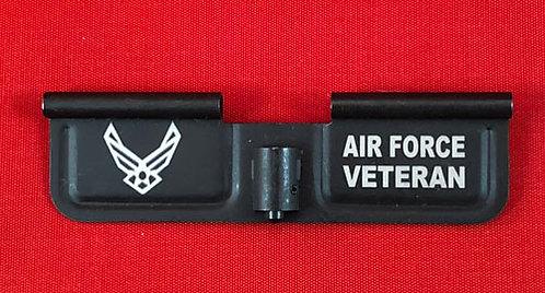 Laser Engraved Ejection Port - Air Force Veteran