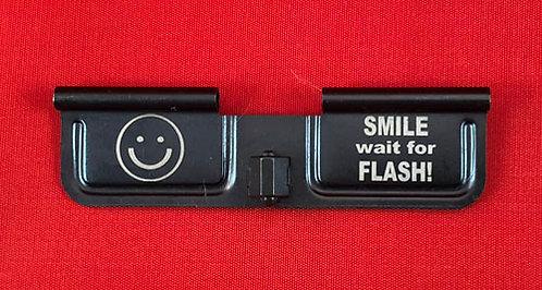 Laser Engraved Ejection Port - Smile