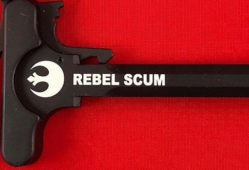 Charging Handle - Rebel Scum (5.56 or .308)