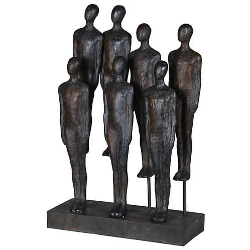 Standing Figures Ornament