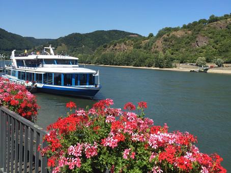The Rhine, Germany