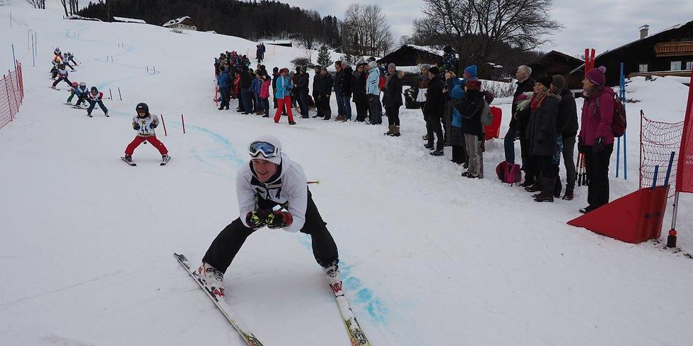 Weihnachtsskikurs für Kinder, Skiklub Schlotterer Hallein