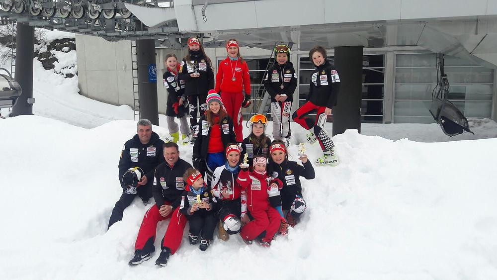 BC Meisterschaft Kinder Abtenau 2017