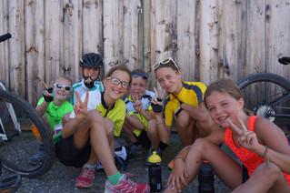 Sommer-Trainingslager Saalbach-Hinterglemm