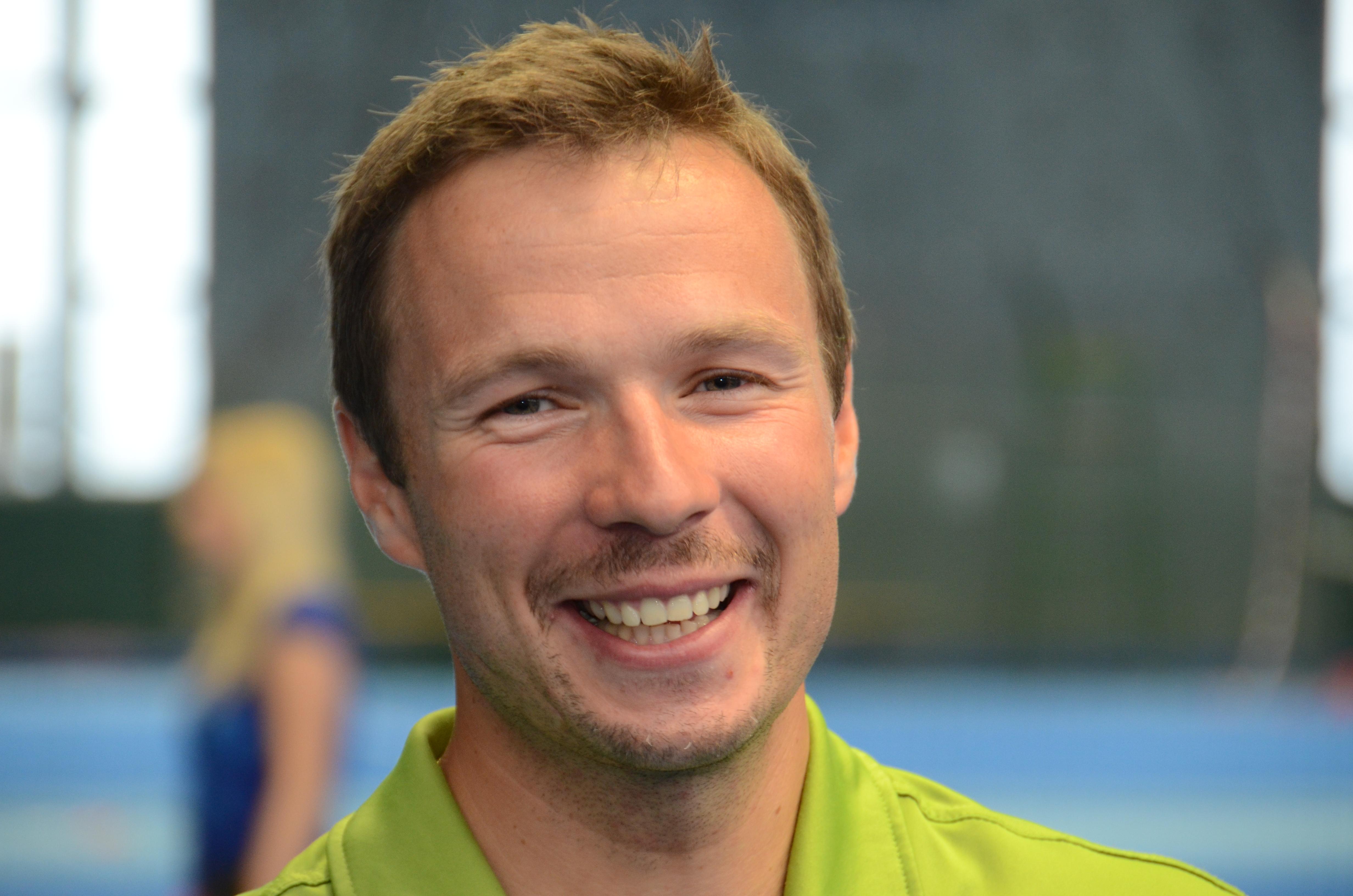 Gerald Bauer - Running - Cheftrainer