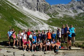 Skiklub ist auch im Sommer aktiv