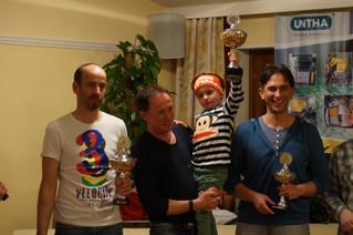 Sieg in der BC Gesamtwertung