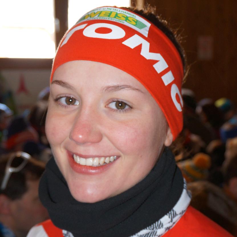 Melanie Schmitzberger - Ski Trainer