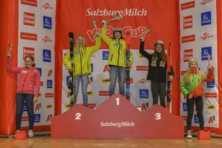3. Platz bei der österreichischen Meisterschaft - Kidscup