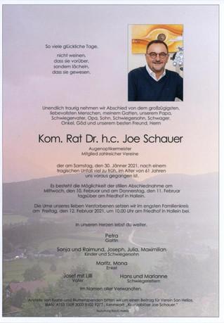 Josef Schauer