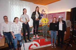 Gesamtsiegerehrung Bezirkscup Tennengau 2018/19