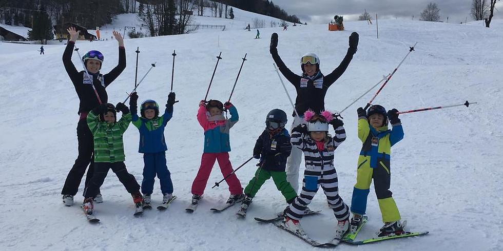 AUSGEBUCHT - Weihnachtsskikurs für Kinder - Anfänger 2021, Skiklub Schlotterer Hallein