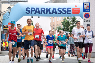 Absage Sparkasse Salzkristall Lauf 2020