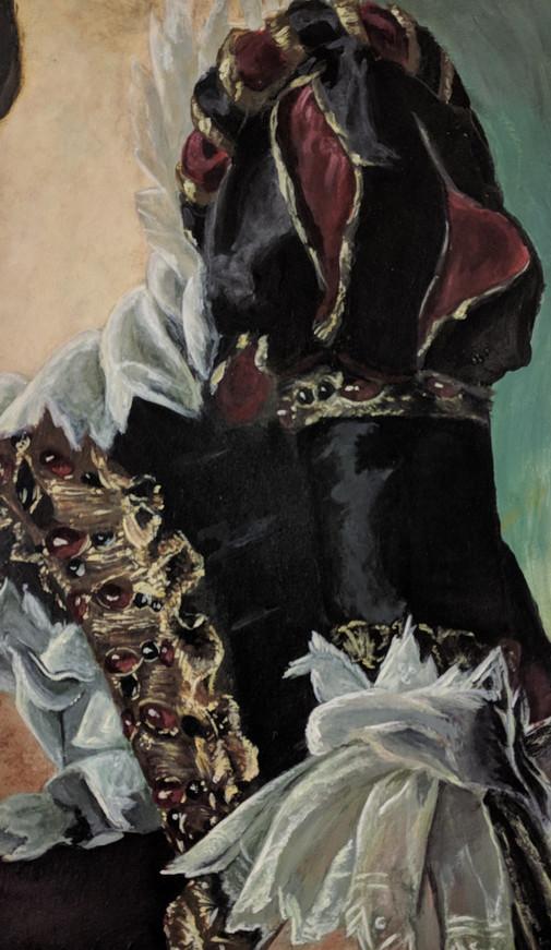 Costume Detail Recreation
