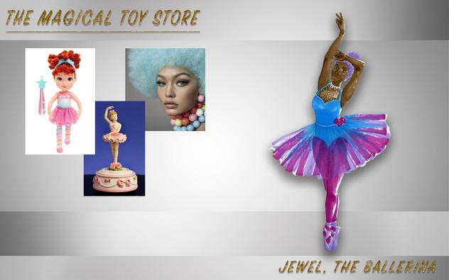 Jewel, The Ballerina