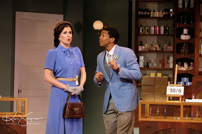 She Loves Me Production Photos