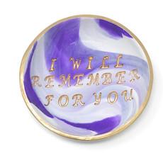 Alzheimer Awareness Dish