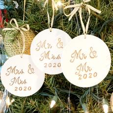 Inclusive Couples Ornaments