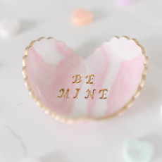 Be Mine Sweethearts Dish