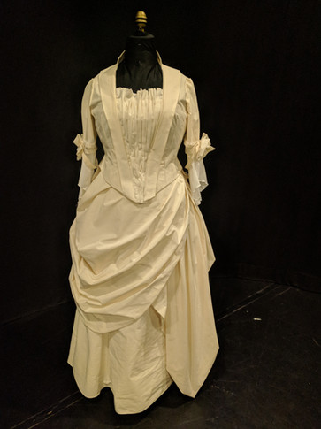 Victorian Draping