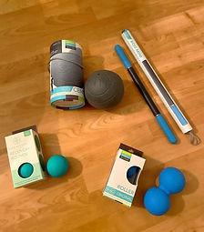 KickSpark Fitness Myofascial Release
