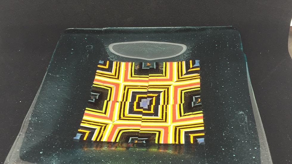 Square 15cm x 15cm dish