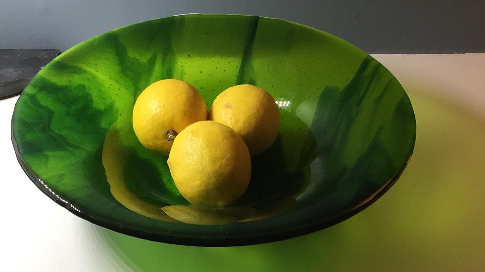 Fabulous Sparkly Fruit Bowl 28cm