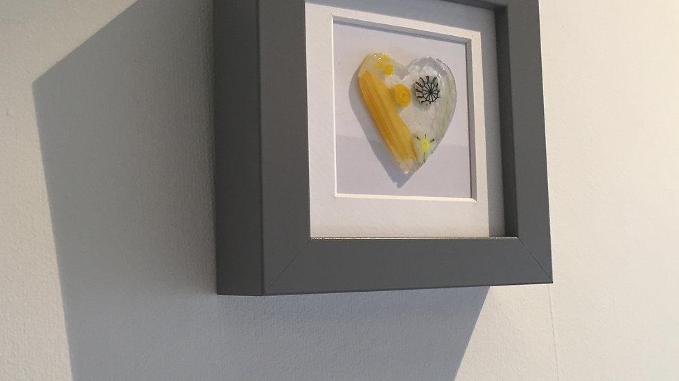 Heart Picture 10cm x 10cm