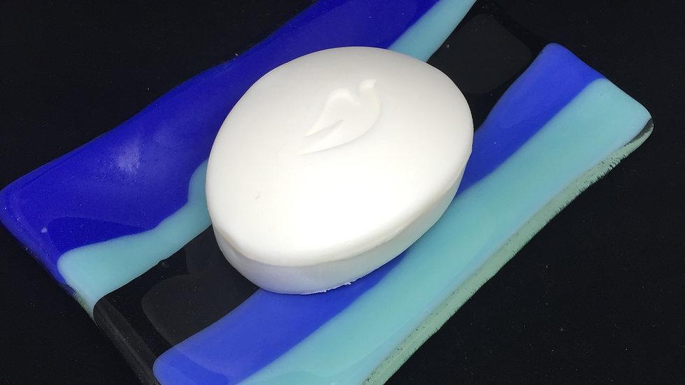 Blues Soap Dish 15cm x 11cm