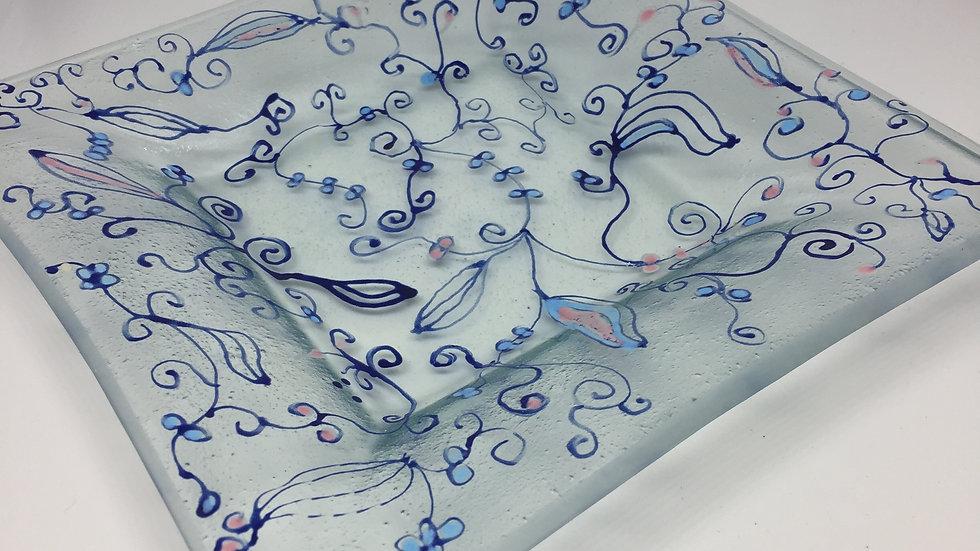 Doodle dish 15cm x 15cm