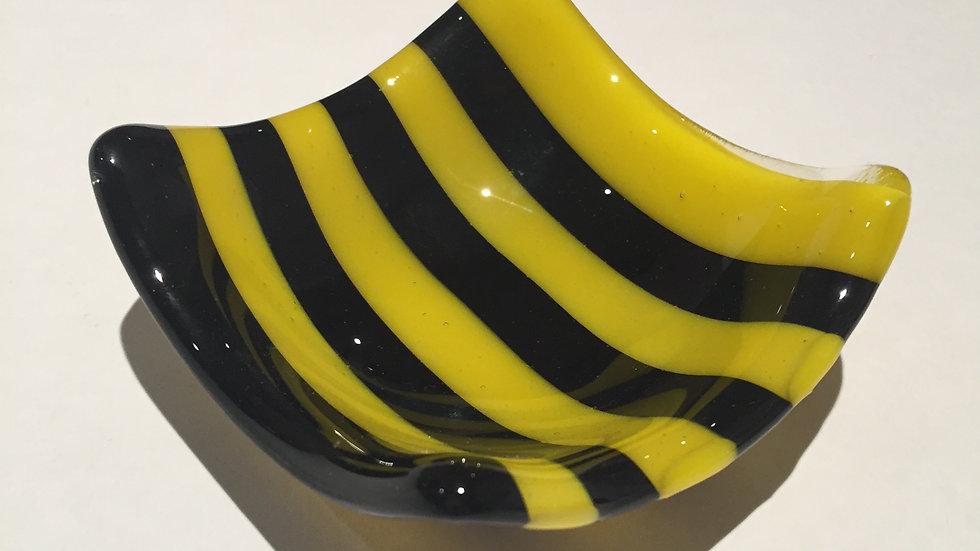 Bee Happy 9cm x 9cm