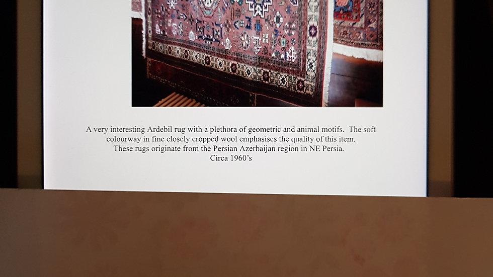 Arbedil Persian Rug