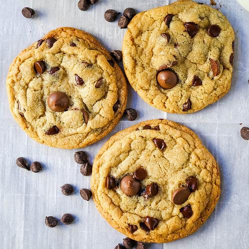 CBD Chocolate Chip Cookies