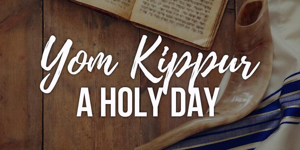 Yom Kippur Chabad Kyoto 2019