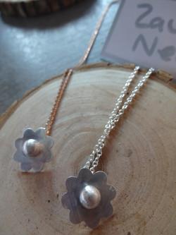 Birabiro necklaces