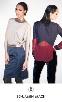 Clothing by Benjamin Mach