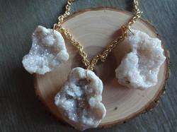 Birabiro statement necklace
