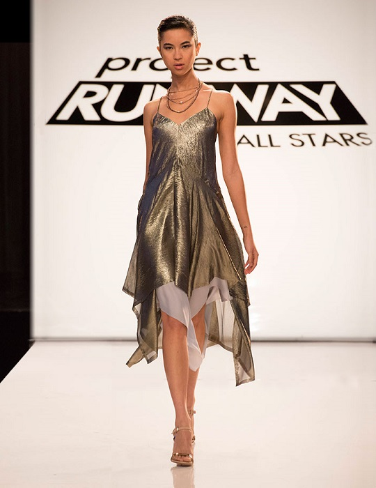 Project Runway All Stars creation